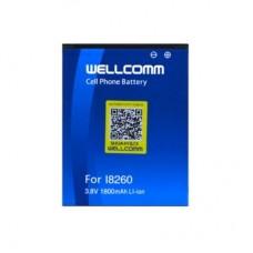 Batre Baterai Samsung Galaxy Core (I-8260) Wellcomm Real Capacity