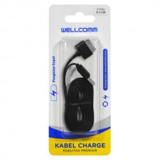 KABEL DATA FLAT IPHONE 4 (1,5METER)