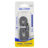 KABEL DATA FLAT IPHONE 5 (1,5METER)