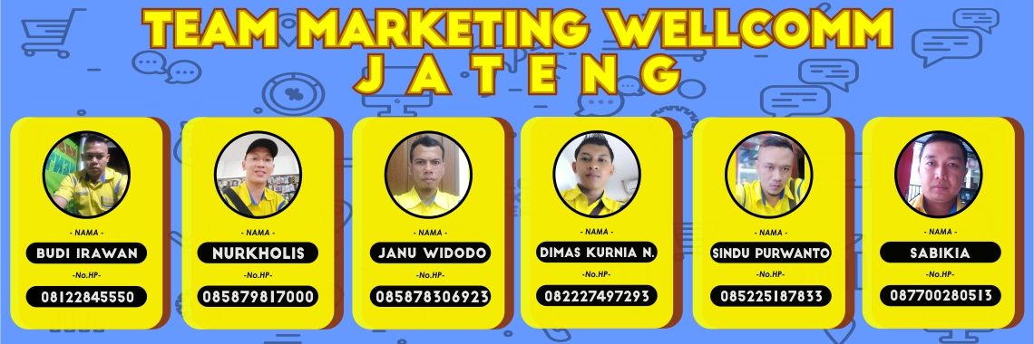MARKETING JATENG