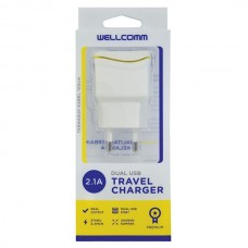 TRAVEL CHARGER USB 2.1A LIST