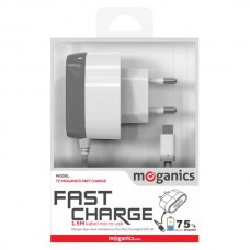 TRAVEL CHARGER MOGANICS FAST CHARGE